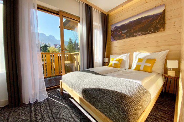 Apartamenty z aneksem i pięknym widokiem w Zakopanem